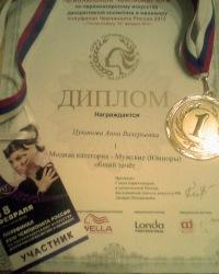 Аня Цуканова