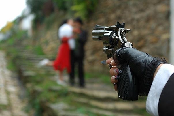 """...тринадцатое """", 13 ноября 2009 года, день бракосочетания.  Фото-анонс к."""