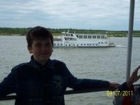 Илья Зыкин, 1 июня 1998, Барнаул, id140236807