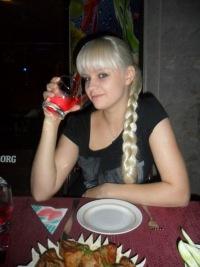 Блондиночка Лилу, 12 июня 1992, Москва, id140053883