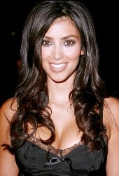 Kim Kardashian закрутила романа с рэппером Kanye West