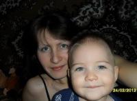 Елена Мотина, 9 января , Новосибирск, id155915434