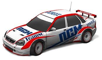 RRC. Команда ПСМ-TEAM80. ADM Raceway: машина времени
