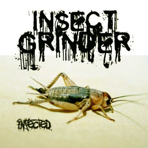 Insect Grinder - Insected (сверчок отжигает)