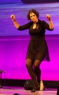 Марион Коннели - ирландские танцы старого стиля