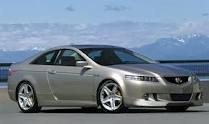 Внушительная Acura TL демонстрирует мастер - класс.