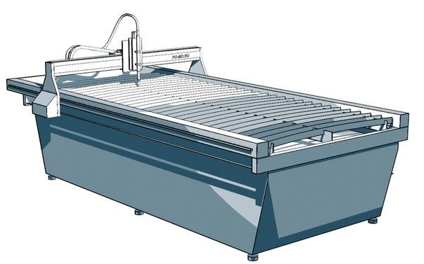 Гидромассаж для ваннПлазменный станок для резки металла