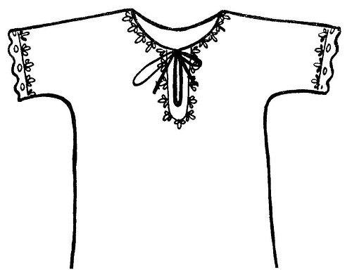 Сшей себе ночную рубашку - Энциклопедия для маленьких принцесс