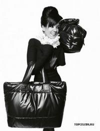 На самом деле, предметы коллекции Chanel Coco Cocoon выполнены из...