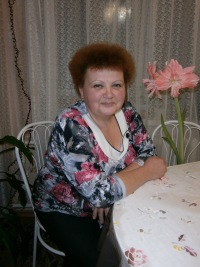 Людмила Хабарова, 25 октября 1961, Вологда, id153528075