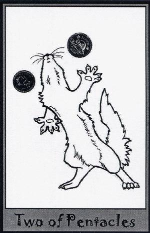 Колода карт Таро (Хорьки) X_10d5c8c2