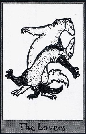 Колода карт Таро (Хорьки) X_bd9b55b7