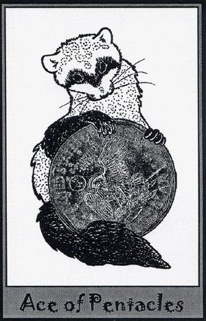 Колода карт Таро (Хорьки) X_c2b3b514