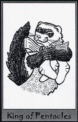 Колода карт Таро (Хорьки) X_c7a2c45a