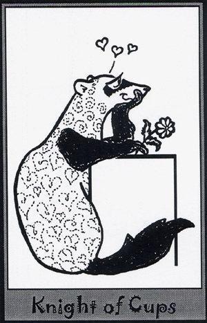Колода карт Таро (Хорьки) X_f97b68e6