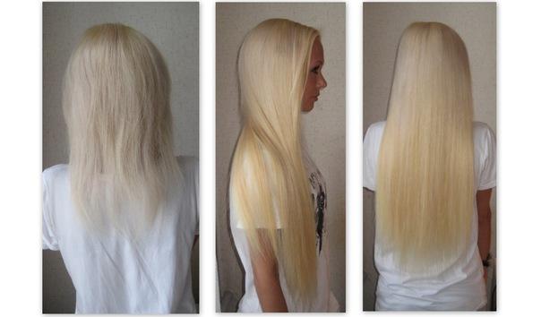 Наращивание волос трессами как наращивать подробное описание
