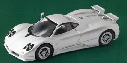 Суперкары №21 Pagani Zonda C12 S