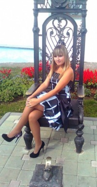 Кристина Семенова, 8 июня 1992, Самара, id138961290