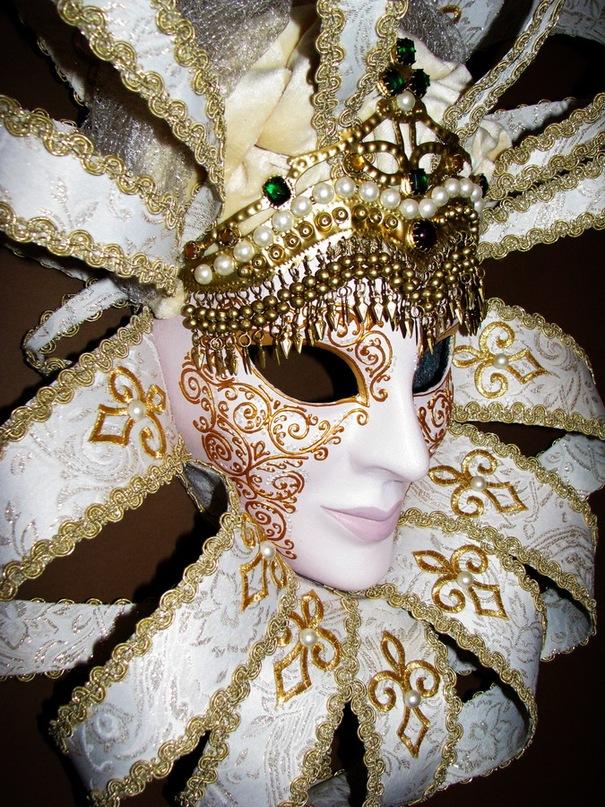 Венецианские маски - Страница 2 Y_f85bf058