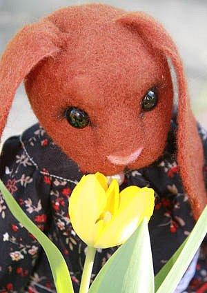 Метки: дети, мастер-класс, сухое валяние, фелтинг, шерстяные цветы...