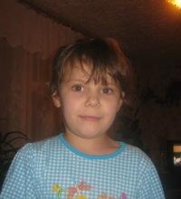 Полина Кривощапова, 1 мая , Самара, id168801298