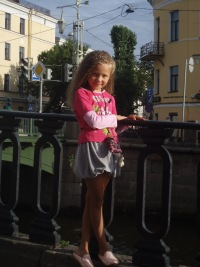 Вероника Бондарева, 18 июня , Санкт-Петербург, id147128494