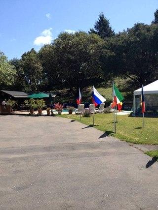 5 мая 2012 года брифинг участников продолжался в Monte Sereno.