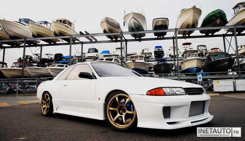 Тюнинг.  Nissan (56 фото) .