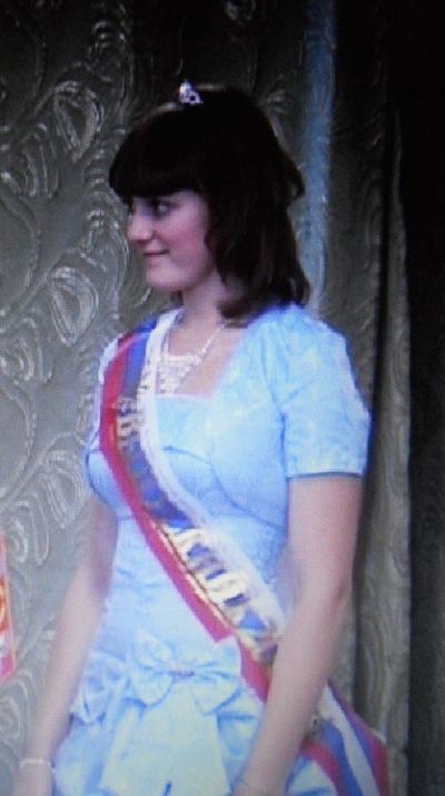 Анна Бикбулатова, 29 сентября 1993, Куйбышев, id43196688