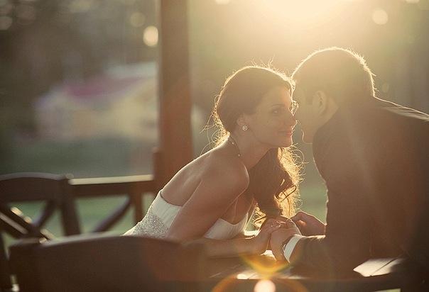 Не брошу я тебя, а ты терпи меня, у нас с тобой еще свадьба впереди