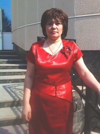 Розалия Фархутдинова, 17 июня 1970, Вологда, id148701439