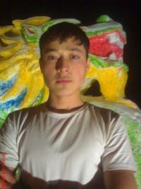 Zafar Gulomich, 28 ноября 1994, Урай, id158578697