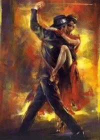 """""""Танго разбитых сердец """"(автор видео KaterinaArt).  Еще недавно было принято считать, что завоевывать любовь..."""