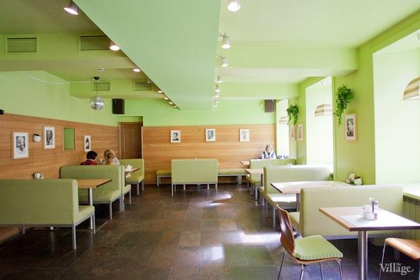 вегетарианское кафе Рада и К