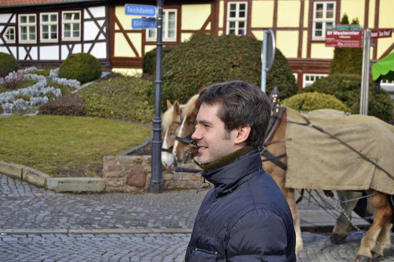 Игорь Терзи, Erlangen - фото №2