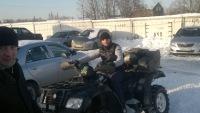 Алексей Хромов, 17 декабря 1984, Москва, id163697359