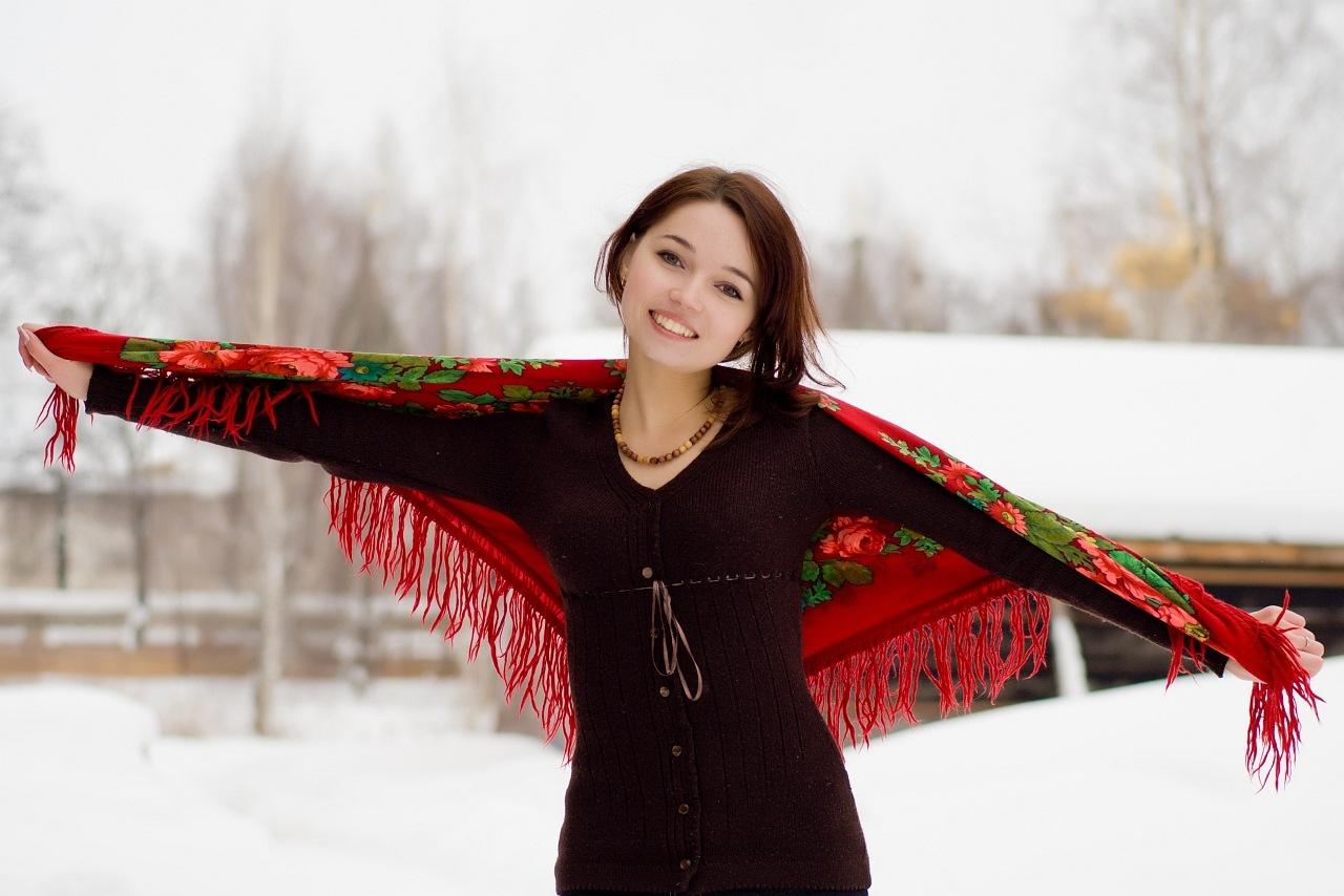 Русские красивые девушки фотосессии 18 фотография