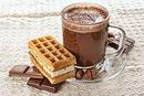 шоколад - 50 гр. Рецепт приготовления шоколадного... ванильный сахар...