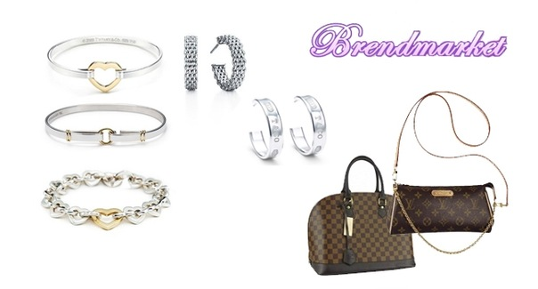 Скидка 50% на украшения Tiffany и брендовые сумки!