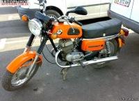 Мотоцикл Восход,3м01.
