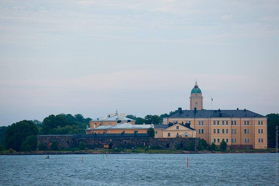 Helsinki залив
