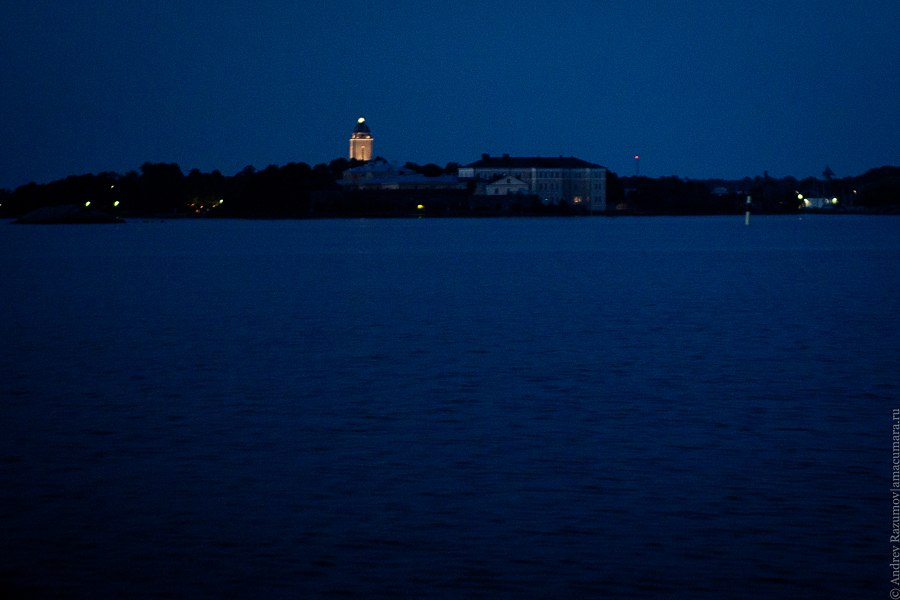 Helsingfors залив