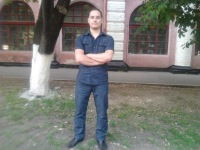 Виктор Мишин, 7 августа 1997, Кривой Рог, id160836639