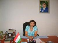 Малика Кабирова, Курган-Тюбе