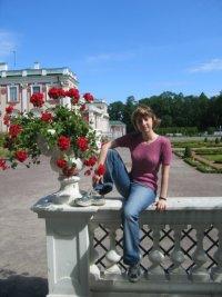Елена Григорьева, 26 октября 1983, Санкт-Петербург, id3083261