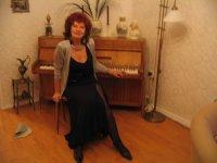 Татьяна Дарчиашвили-Логвинова, 10 февраля 1984, Москва, id5090653