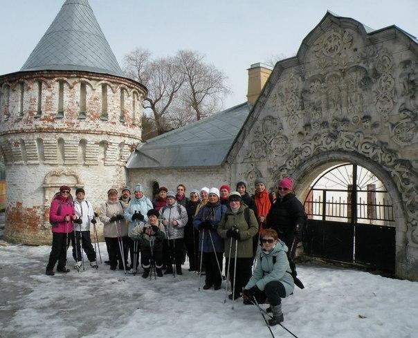 В субботу 30 ноября - выездная  тренировка в Пушкин, СПБ.
