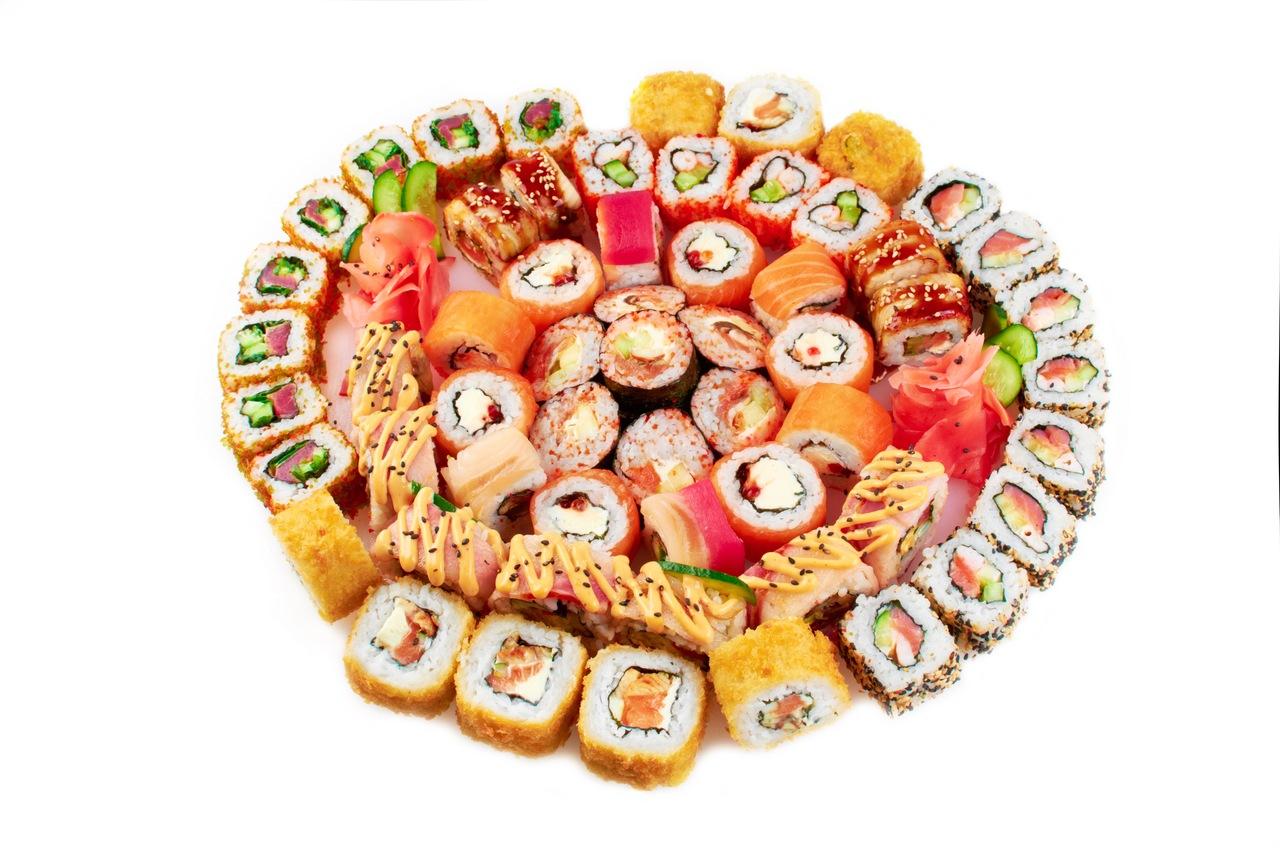 z 09ace4ce Сладкий способ освоить модные суши и роллы
