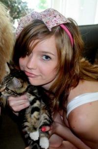 Sarah Pederson, 27 мая 1999, Ярославль, id136599459