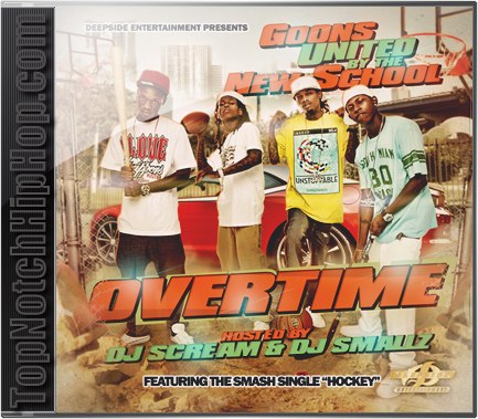 G.U.N.S. (Goons United by the New School) - Overtime - 2012